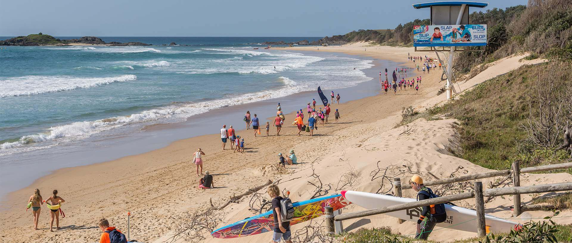 Home | Sawtell Surf Life Saving Club