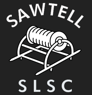 Sawtell Surf Life Saving Club Footer Logo